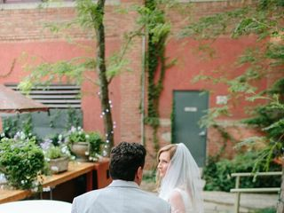 The wedding of Tara and Greg 1