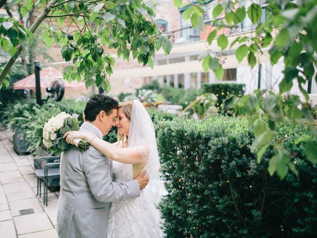 The wedding of Tara and Greg