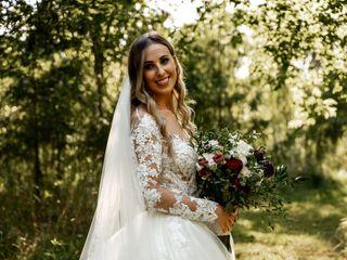 The wedding of Lauren and Dan 1