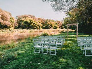 The wedding of Lauren and Dan 3