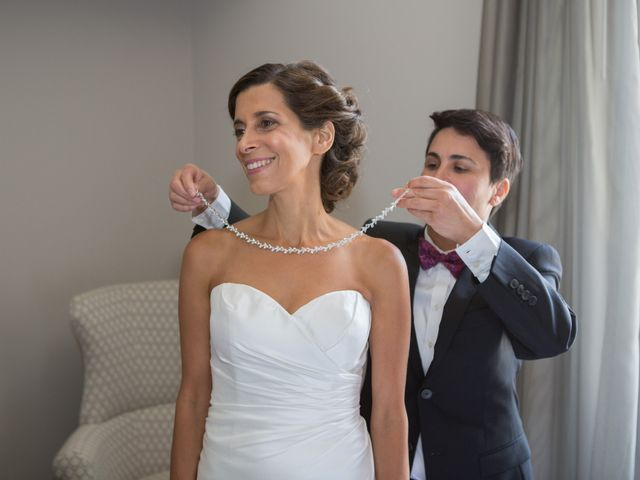 Kellie and Dorrie's wedding in Toronto, Ontario 5