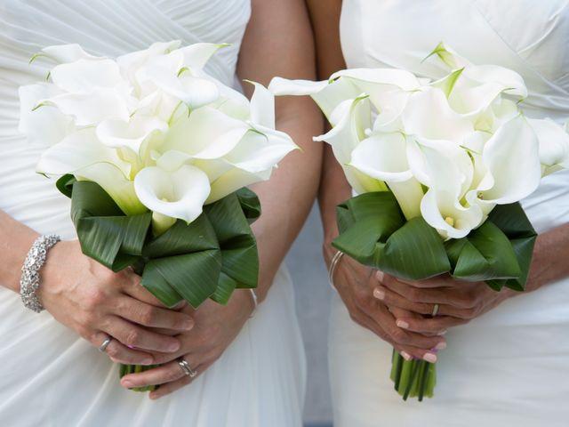 Kellie and Dorrie's wedding in Toronto, Ontario 11