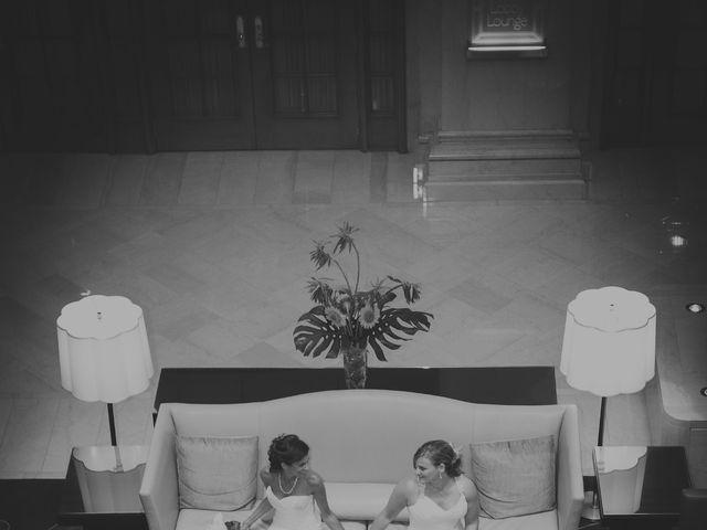 Kellie and Dorrie's wedding in Toronto, Ontario 13