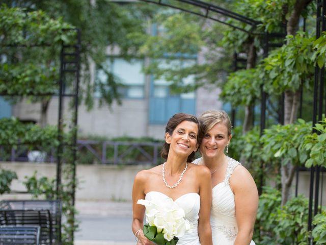 Kellie and Dorrie's wedding in Toronto, Ontario 14
