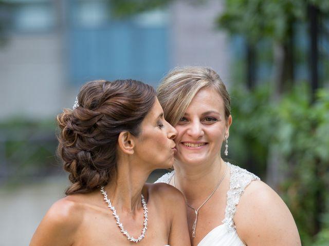 Kellie and Dorrie's wedding in Toronto, Ontario 15