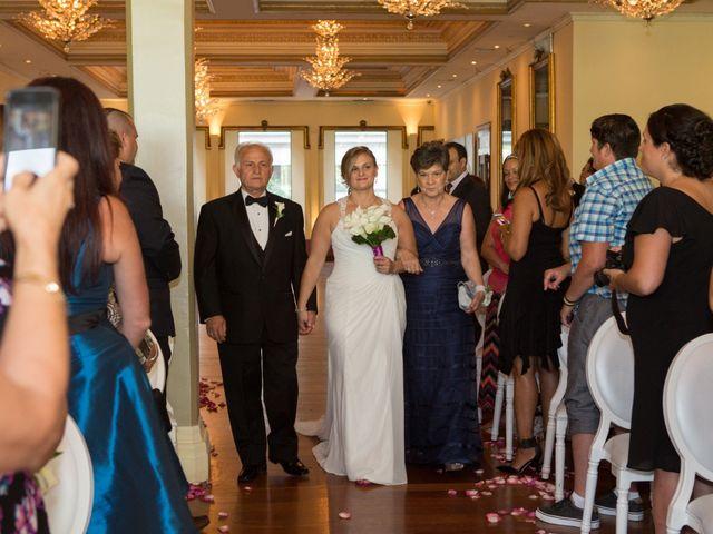 Kellie and Dorrie's wedding in Toronto, Ontario 19