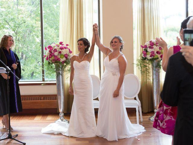 Kellie and Dorrie's wedding in Toronto, Ontario 21