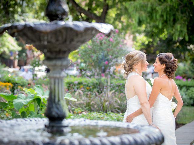Kellie and Dorrie's wedding in Toronto, Ontario 22