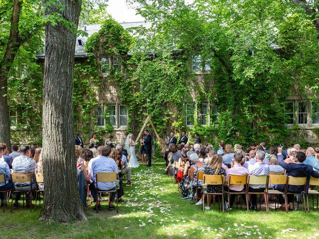 Malia and Mark's wedding in Saskatoon, Saskatchewan 8
