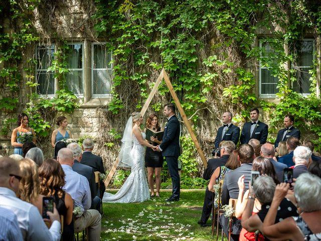 Malia and Mark's wedding in Saskatoon, Saskatchewan 10