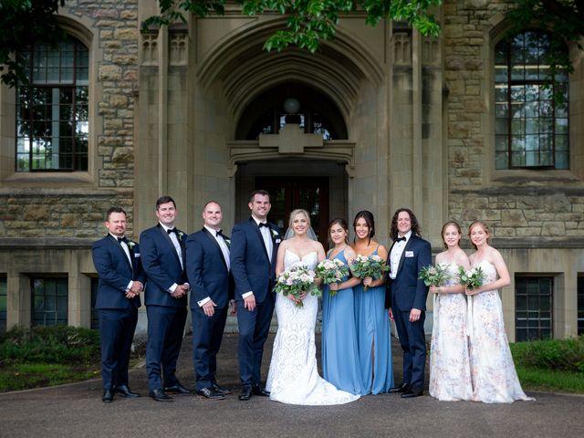 Malia and Mark's wedding in Saskatoon, Saskatchewan 2