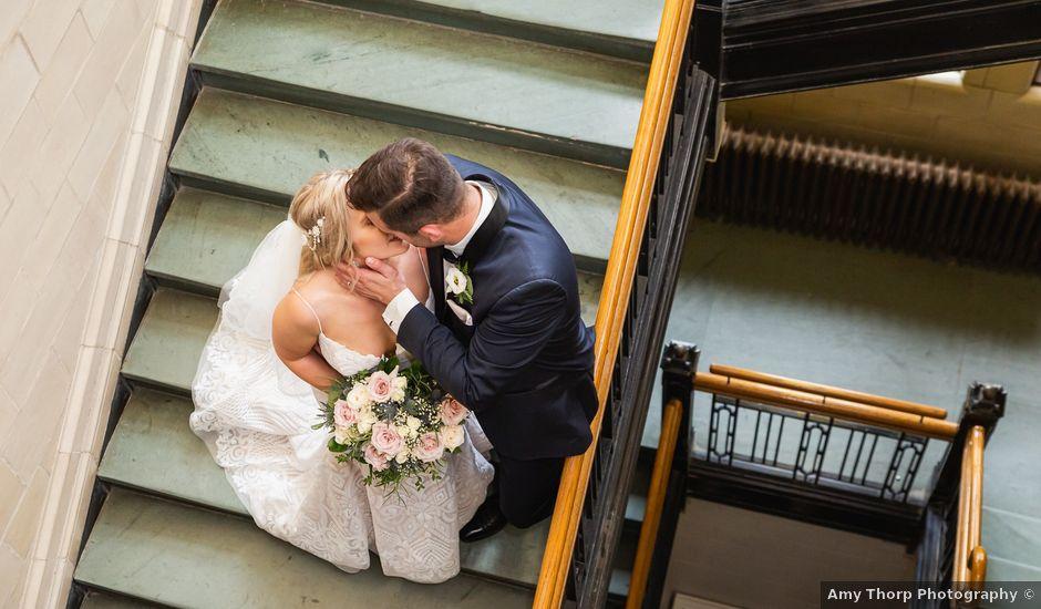 Malia and Mark's wedding in Saskatoon, Saskatchewan