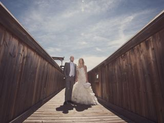 The wedding of Samantha and Jason