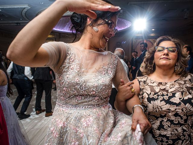 Asma & Ahmad's Real Wedding By Paradise Banquet Hall
