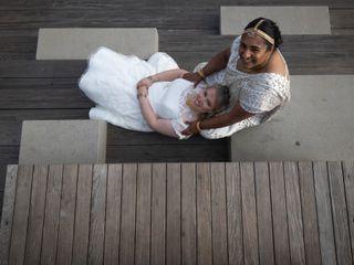 The wedding of Sithara and Jennifer 2