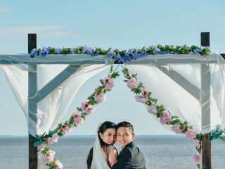 The wedding of Maria  and Ariel 3