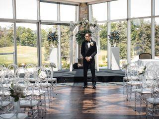 The wedding of Nicole and Nick 1