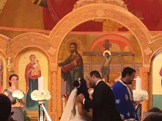 The wedding of Amanda  and Robert  2