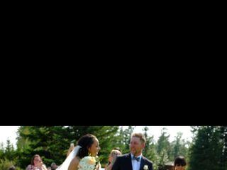 The wedding of Sarah and Chris 2