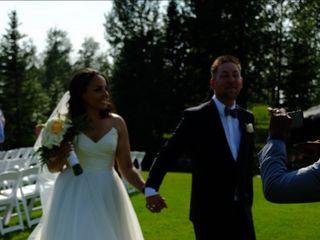 The wedding of Sarah and Chris 3
