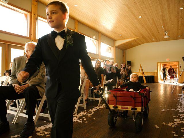 Jordan and Stephanie's wedding in Harrison Hot Springs, British Columbia 9