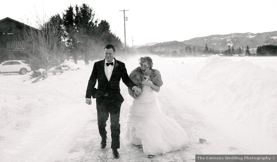 Jordan and Stephanie's wedding in Harrison Hot Springs, British Columbia