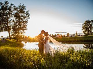 The wedding of Jaycee and Mitch
