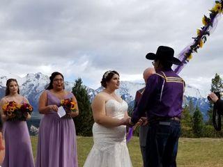 The wedding of Jenn and Dan 1