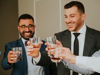 The wedding of Nassrine and Zeyad 2