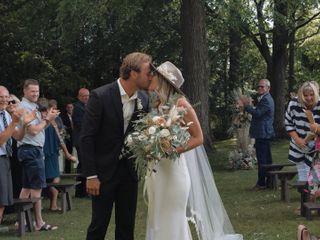 The wedding of Mason and Robin 3
