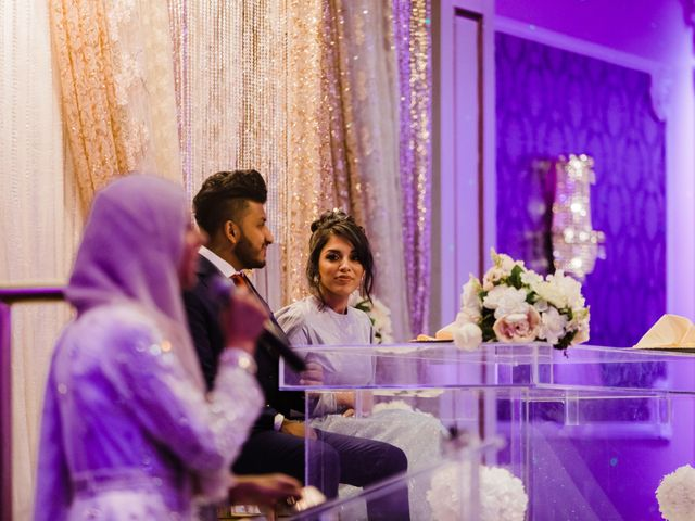 Sameed and Filza's wedding in Vancouver, British Columbia 7
