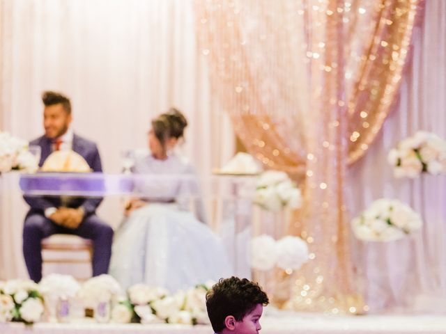 Sameed and Filza's wedding in Vancouver, British Columbia 8