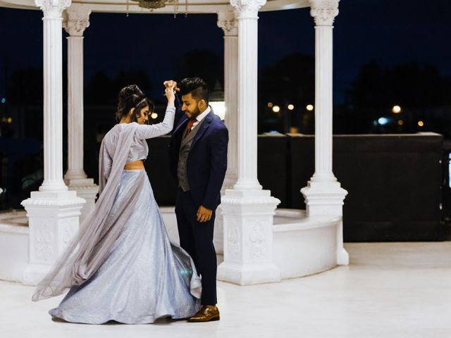 Sameed and Filza's wedding in Vancouver, British Columbia 1