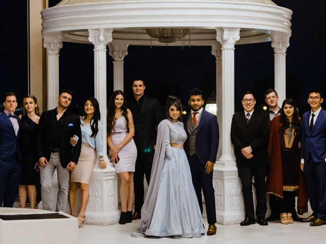 Sameed and Filza's wedding in Vancouver, British Columbia 9
