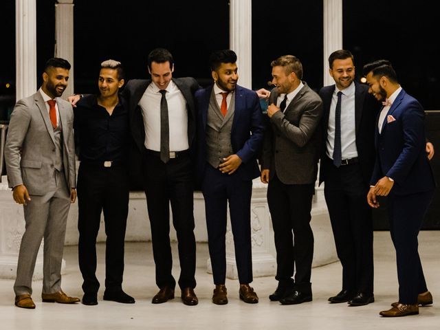Sameed and Filza's wedding in Vancouver, British Columbia 11