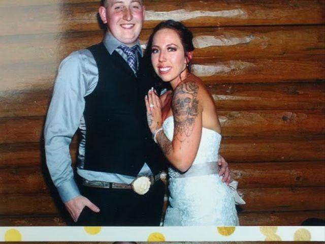 Shawn  and Britney 's wedding in Sherwood Park, Alberta 2