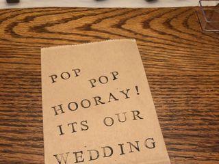 The wedding of Cassie and Ben 1
