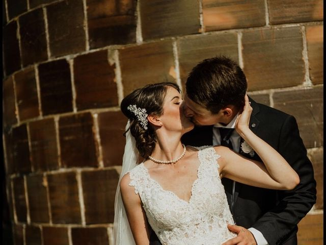 Ben and Cassie's wedding in Huntsville, Ontario 1