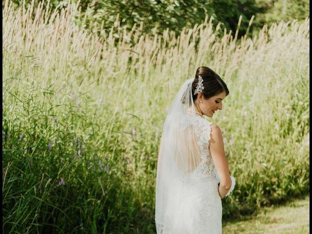 Ben and Cassie's wedding in Huntsville, Ontario 5