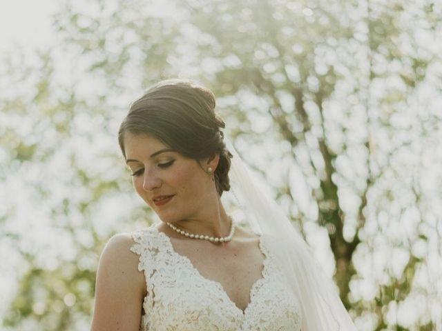 Ben and Cassie's wedding in Huntsville, Ontario 6
