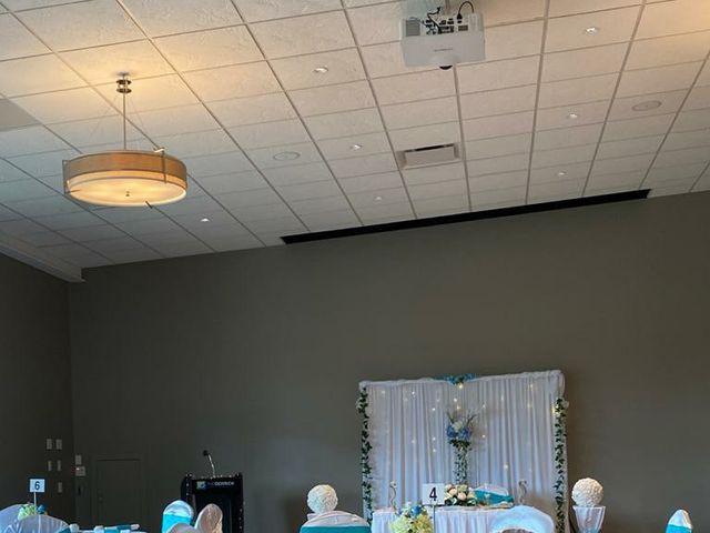 Warren and Lorena 's wedding in Edmonton, Alberta 3