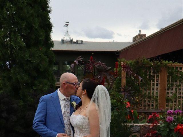 Warren and Lorena 's wedding in Edmonton, Alberta 2