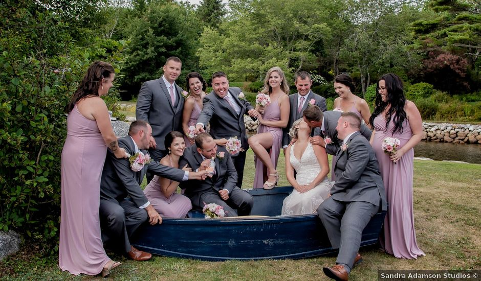 Jeremy and Kendra's wedding in Halifax, Nova Scotia