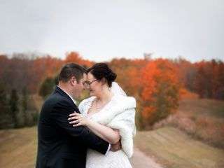 The wedding of Kieva and Dominic