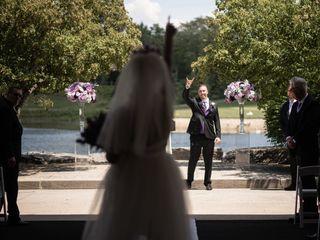 The wedding of Amanda and Adam 2