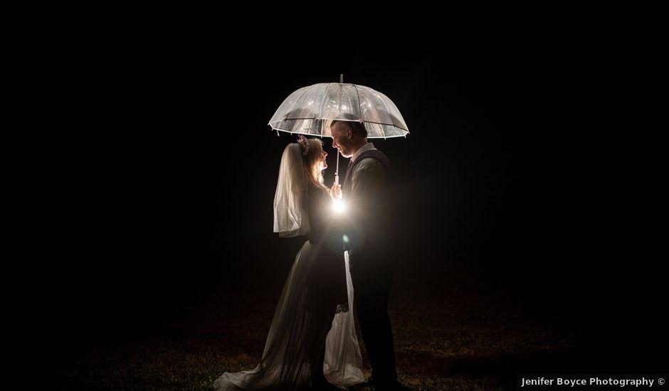 The wedding of Amanda and Adam