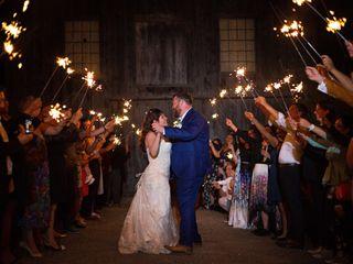 The wedding of Gio and Sven