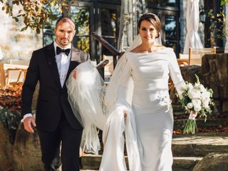 The wedding of Marie-Andrée and Maxime