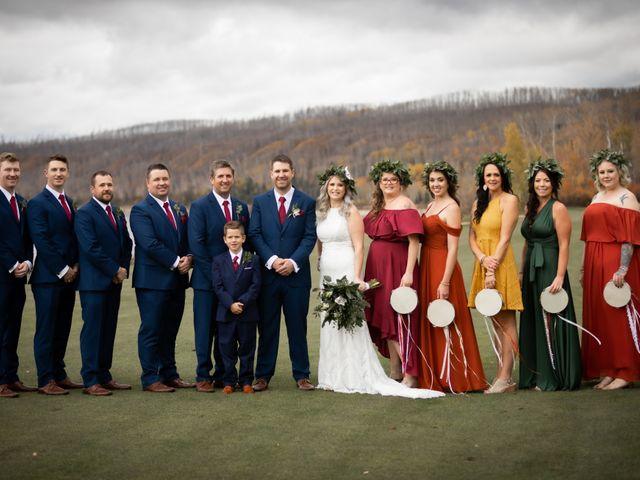 Andrew and Tara's wedding in Fort McMurray, Alberta 4