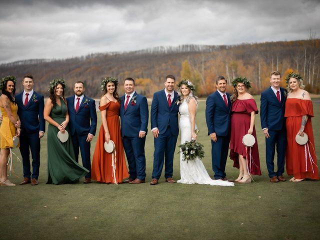 Andrew and Tara's wedding in Fort McMurray, Alberta 5